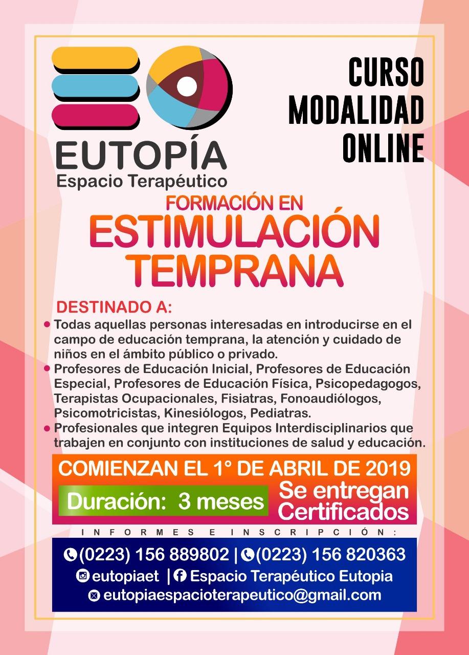 Formación en Estimulación Temprana 2019 (2)
