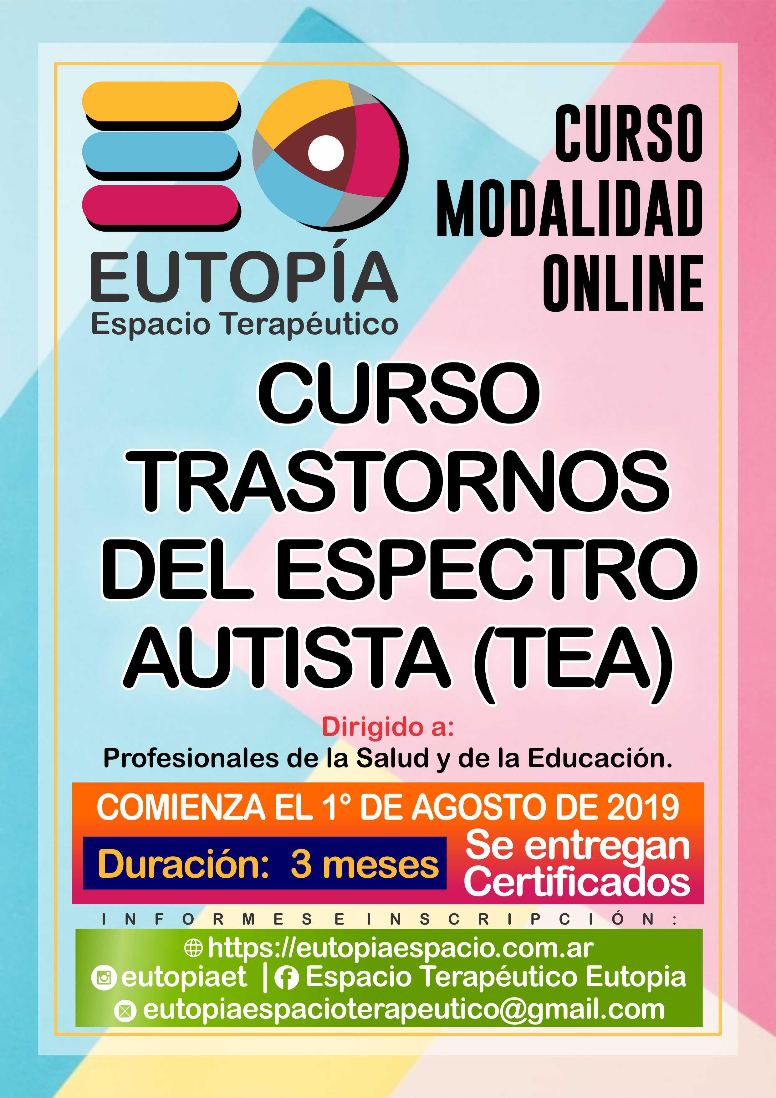 Trastorno del Espectro Autista (TEA) 2019 (2)