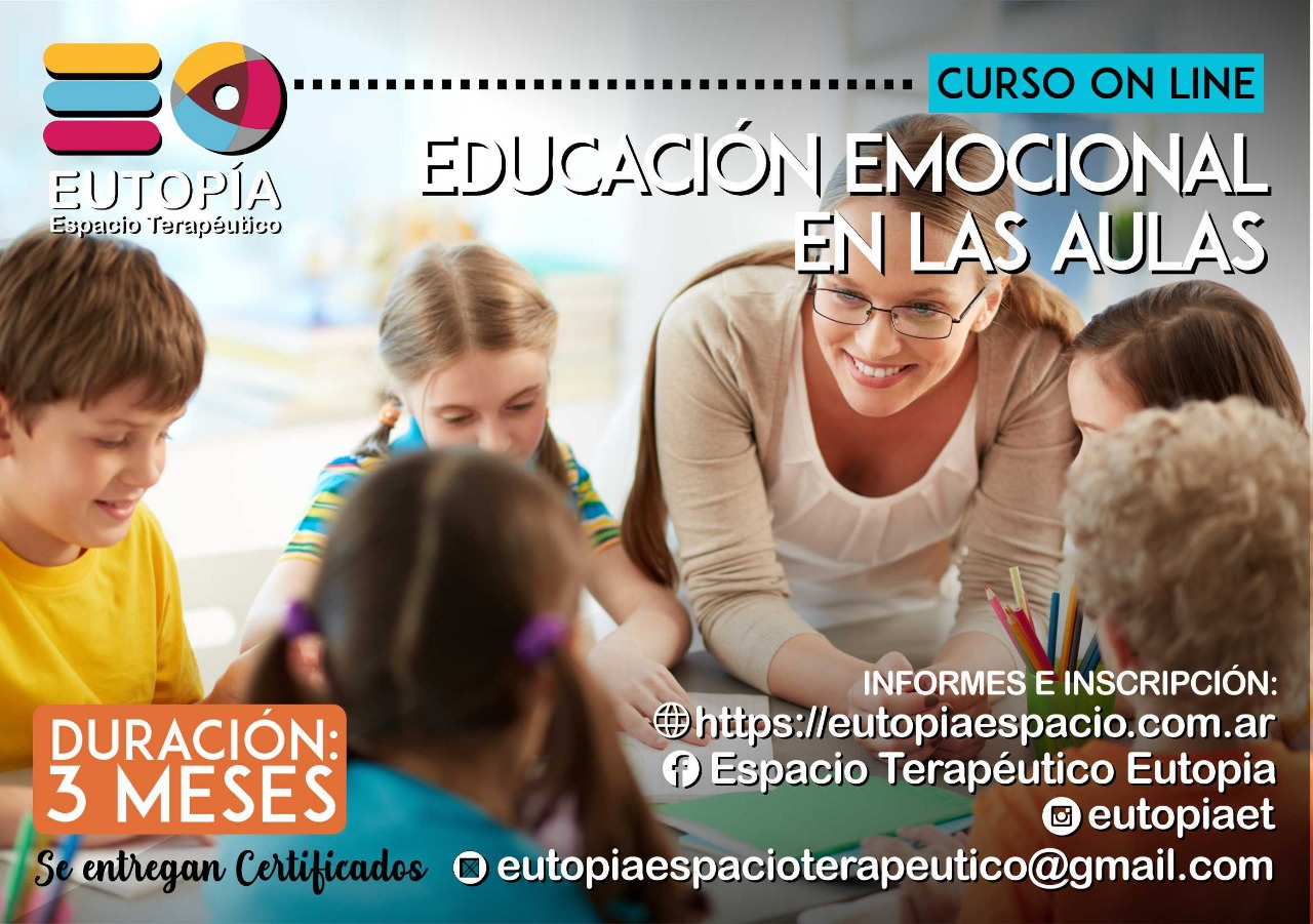 Curso Educación Emocional en las Aulas