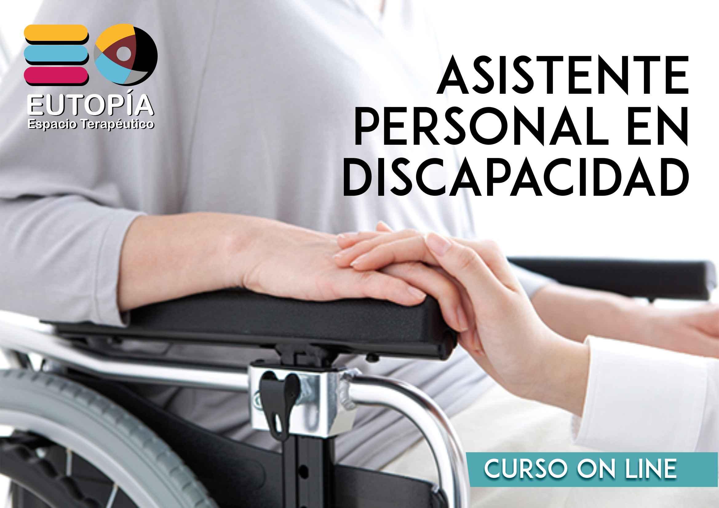 Asistente Personal en Discapacidad